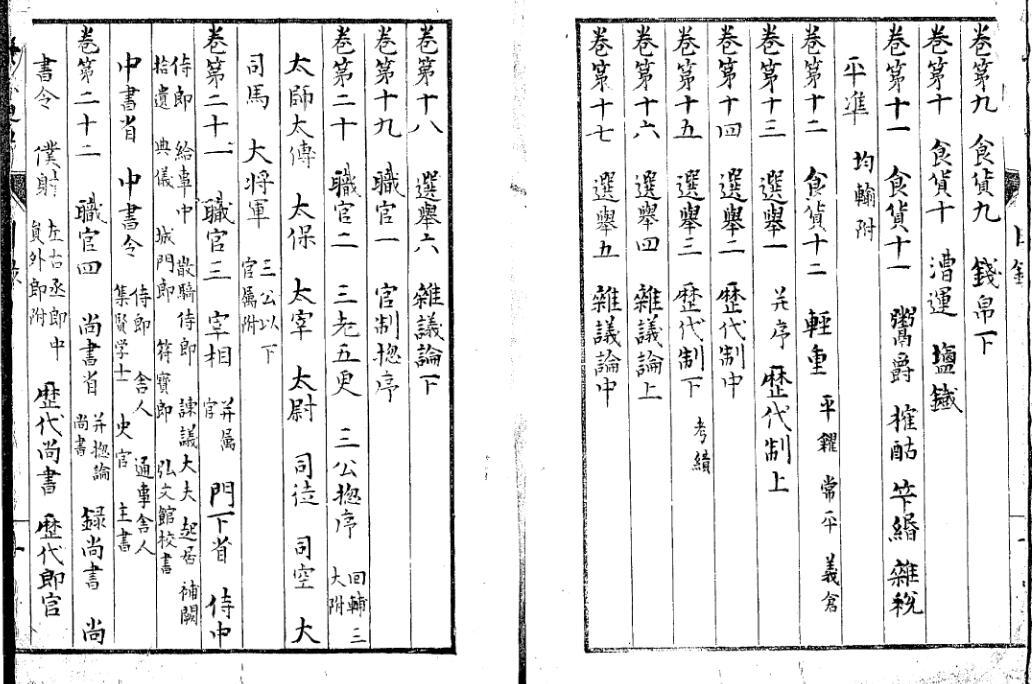 通典二百卷 PDF电子版 下载插图(1)